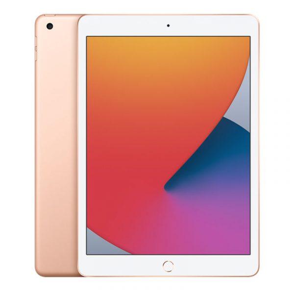 Планшет Apple iPad (2020) 32Gb Wi-Fi + Cellular Золотой (MYMK2)