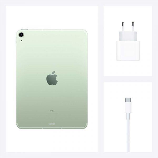 Планшет Apple iPad Air (2020) 256Gb Wi-Fi + Cellular Зеленый (MYH72) - 7