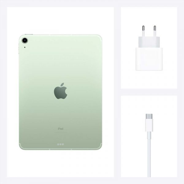 Планшет Apple iPad Air (2020) 256Gb Wi-Fi Зеленый (MYG02) - 7