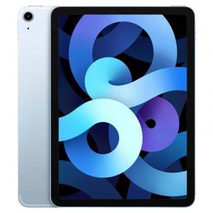 Планшет Apple iPad Air (2020) 64Gb Wi-Fi + Cellular Голубое небо (MYH02)