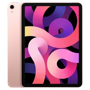 Планшет Apple iPad Air (2020) 64Gb Wi-Fi + Cellular Розовое золото (MYGY2)