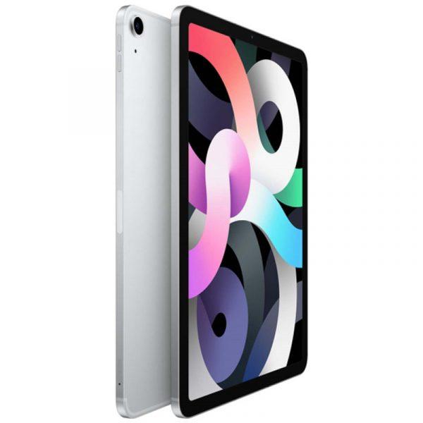Планшет Apple iPad Air (2020) 64Gb Wi-Fi + Cellular Серебристый (MYGX2)-1