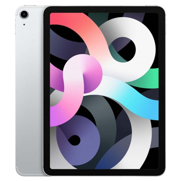 Планшет Apple iPad Air (2020) 64Gb Wi-Fi + Cellular Серебристый (MYGX2)