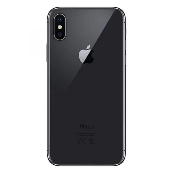 Смартфон Apple iPhone X 64GB как новый, Серый космос (FQAC2RU/A) - 1