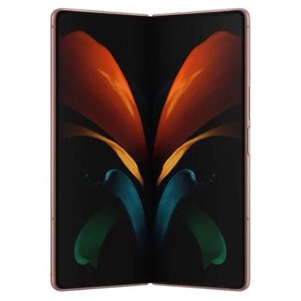 Смартфон Samsung Galaxy Z Fold 2 256GB Бронза - 7