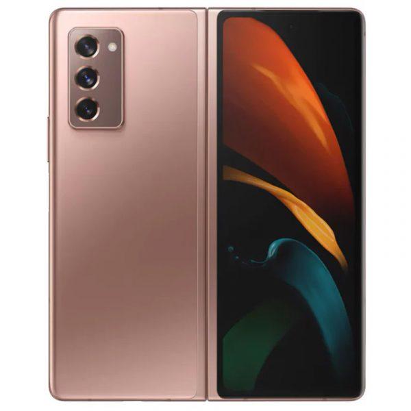 Смартфон Samsung Galaxy Z Fold 2 256GB Бронза - 4