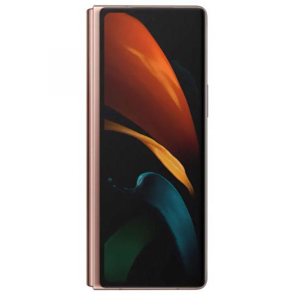Смартфон Samsung Galaxy Z Fold 2 256GB Бронза - 1