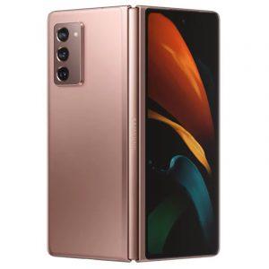 Смартфон Samsung Galaxy Z Fold 2 256GB Бронза
