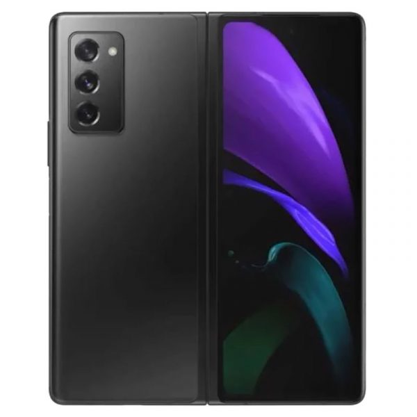 Смартфон Samsung Galaxy Z Fold2 256GB Чёрный - 4