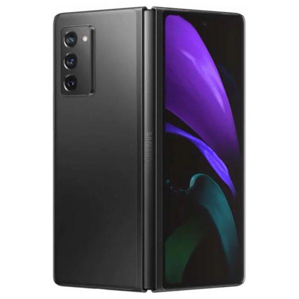 Смартфон Samsung Galaxy Z Fold2 256GB Чёрный