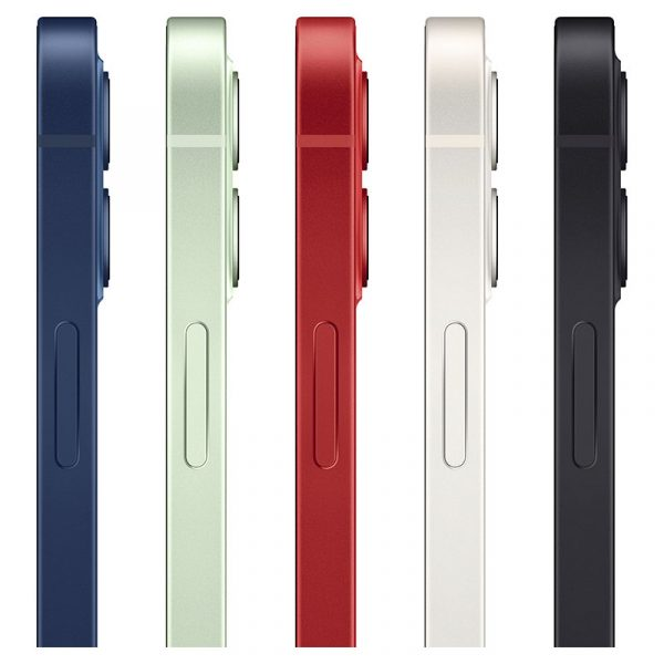 Смартфон Apple iPhone 12 256GB (PRODUCT)RED красный (MGJJ3) - 4