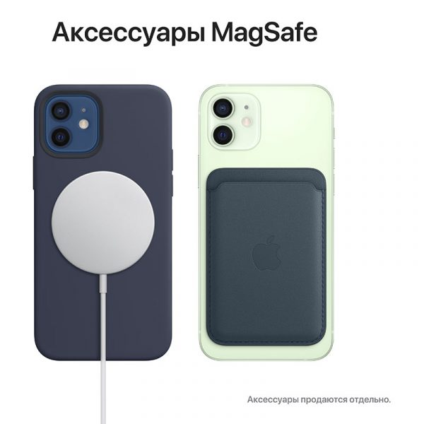 Смартфон Apple iPhone 12 256GB White белый (MGJH3) - 6