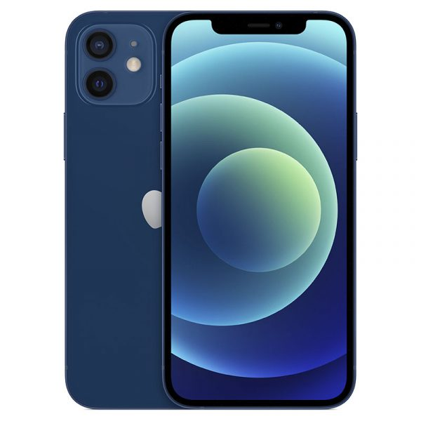 Смартфон Apple iPhone 12 64GB Blue синий (MGJ83)