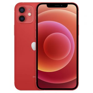 Смартфон Apple iPhone 12 64GB (PRODUCT)RED красный (MGJ73)