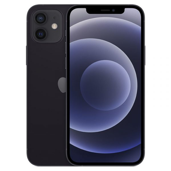 Смартфон Apple iPhone 12 mini 128GB Black чёрный (MGE33)