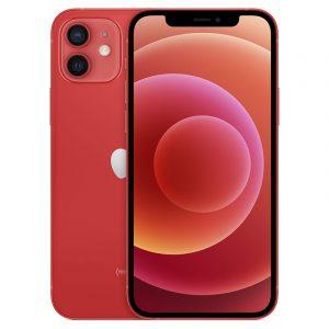 Смартфон Apple iPhone 12 mini 128GB (PRODUCT)RED красный (MGE53)-1