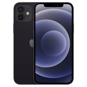 Смартфон Apple iPhone 12 mini 256GB Black чёрный (MGE93)
