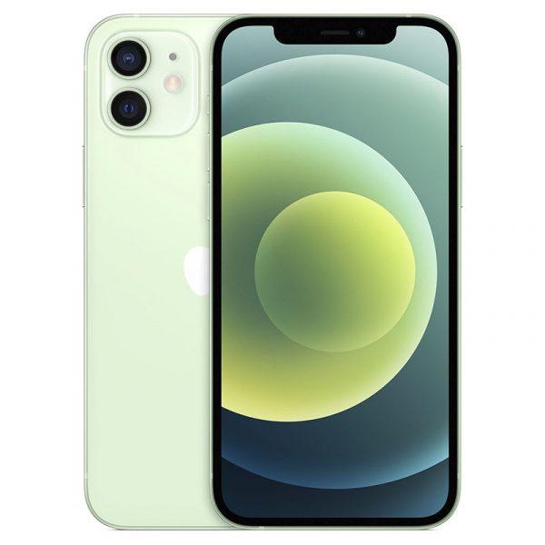 Смартфон Apple iPhone 12 mini 64GB Green зелёный (MGE23)