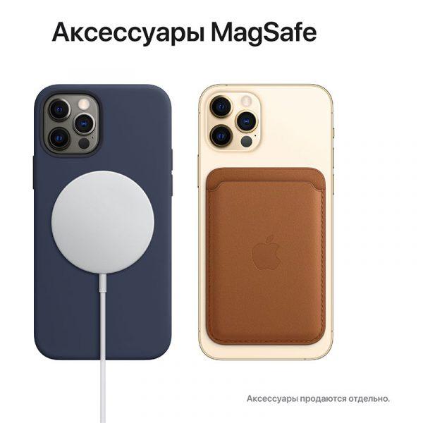 Смартфон Apple iPhone 12 Pro 256GB Gold золотой (MGMR3) - 7