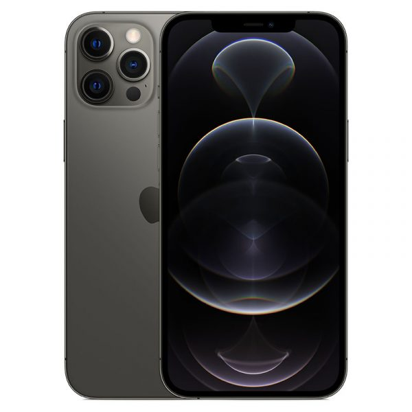 Смартфон Apple iPhone 12 Pro 512GB Graphite чёрный/графитовый (MGMU3)