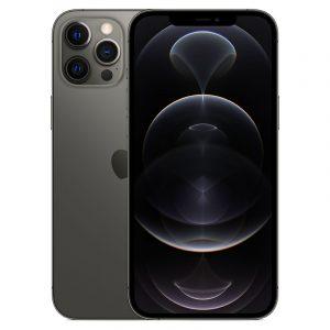 Смартфон Apple iPhone 12 Pro Max 128GB Graphite чёрный/графитовый (MGD73)