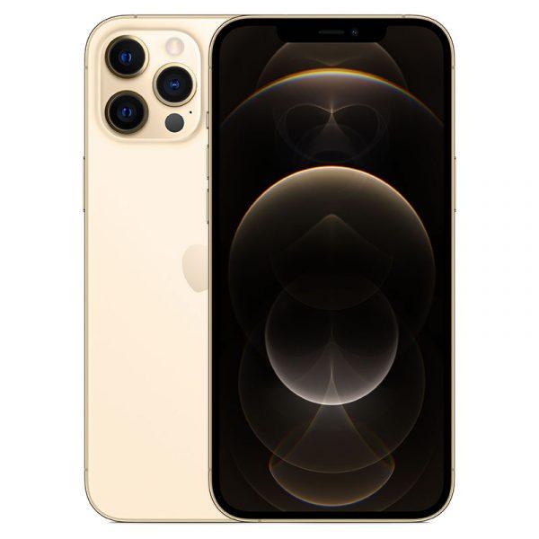 Смартфон Apple iPhone 12 Pro Max 256GB Gold золотой (MGDE3)