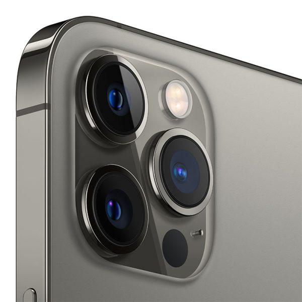 Смартфон Apple iPhone 12 Pro Max 256GB Graphite чёрный/графитовый (MGDC3) - 3