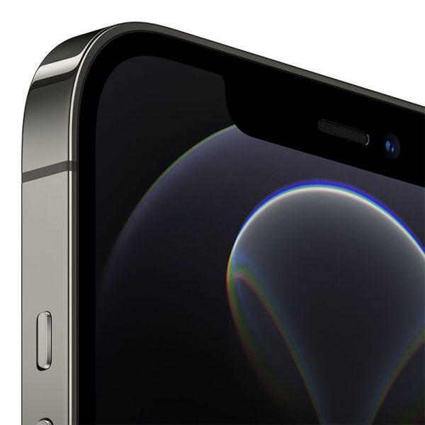 Смартфон Apple iPhone 12 Pro Max 256GB Graphite чёрный/графитовый (MGDC3) - 2