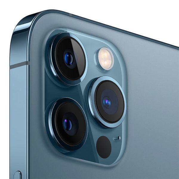 Смартфон Apple iPhone 12 Pro Max 256GB Pacific Blue синий (MGDF3) - 3