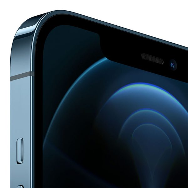 Смартфон Apple iPhone 12 Pro Max 256GB Pacific Blue синий (MGDF3) - 2