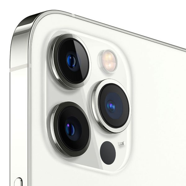 Смартфон Apple iPhone 12 Pro Max 256GB Silver cеребристый (MGDD3) - 3