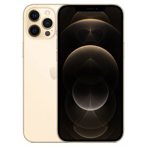 Смартфон Apple iPhone 12 Pro Max 512GB Gold золотой (MGDK3)