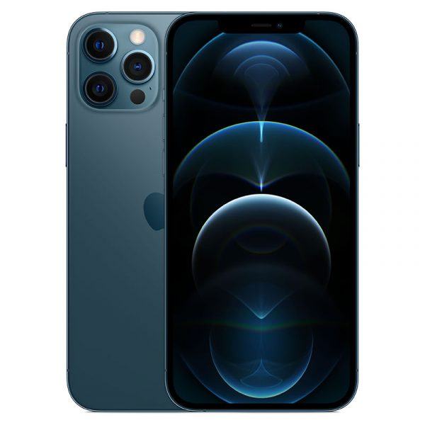 Смартфон Apple iPhone 12 Pro Max 512GB Pacific Blue синий (MGDL3)