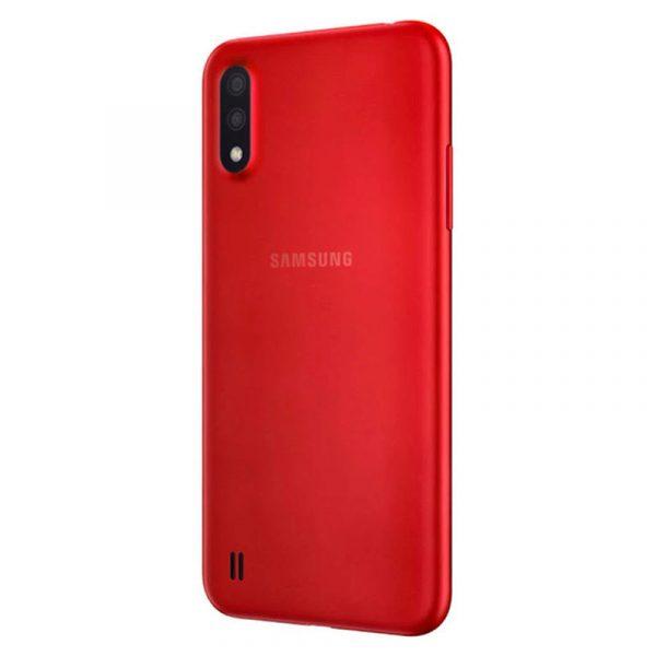 Смартфон Samsung Galaxy M01 красный - 05