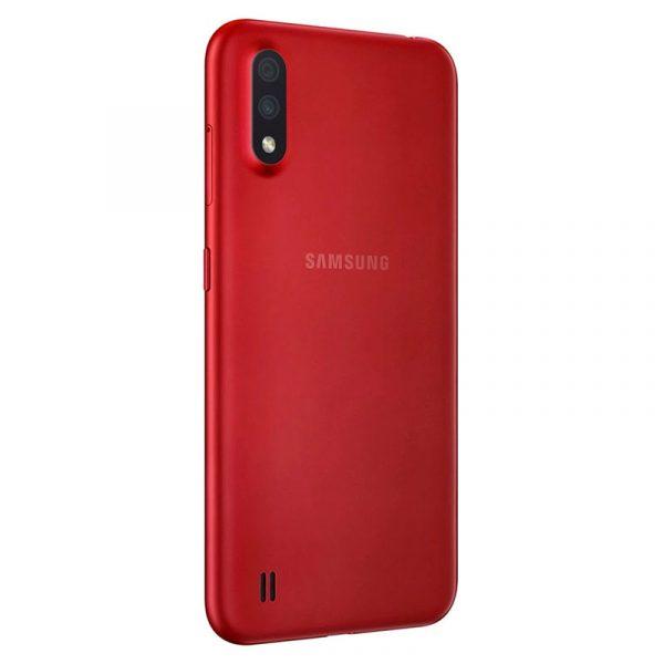 Смартфон Samsung Galaxy M01 красный - 03