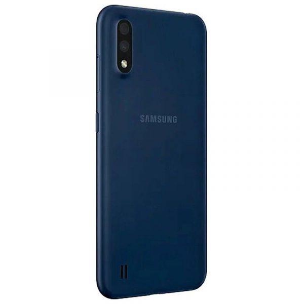 Смартфон Samsung Galaxy M01 синий-5