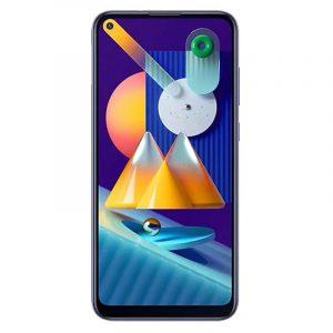 Смартфон Samsung Galaxy M11 фиолетовый-1