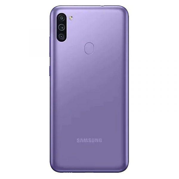 Смартфон Samsung Galaxy M11 фиолетовый-2