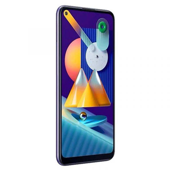 Смартфон Samsung Galaxy M11 фиолетовый-5