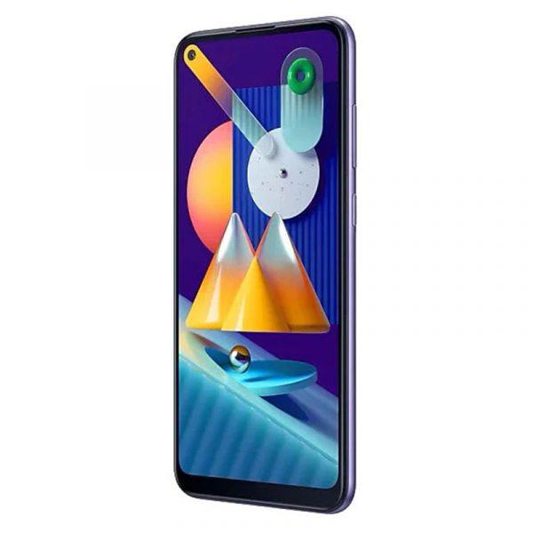 Смартфон Samsung Galaxy M11 фиолетовый-6