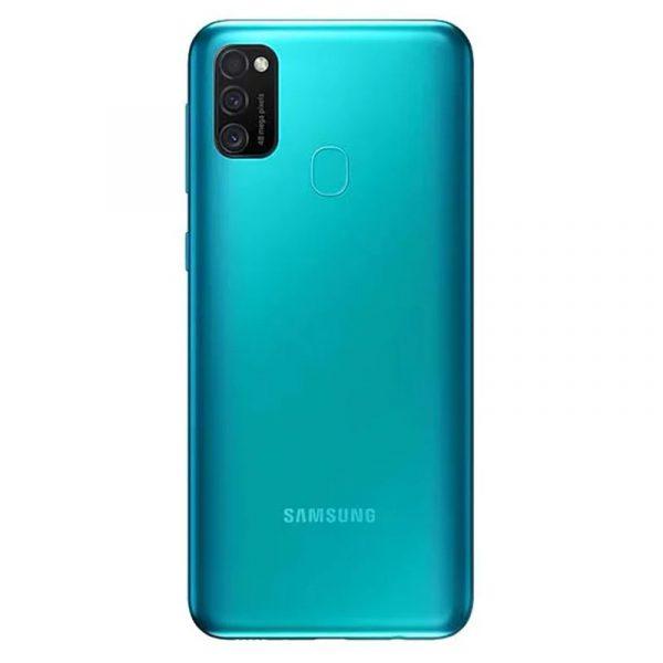 Смартфон Samsung Galaxy M21 бирюзовый-3