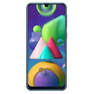 Смартфон Samsung Galaxy M21 бирюзовый