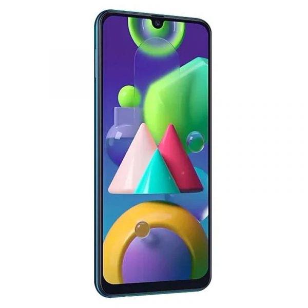 Смартфон Samsung Galaxy M21 бирюзовый-2