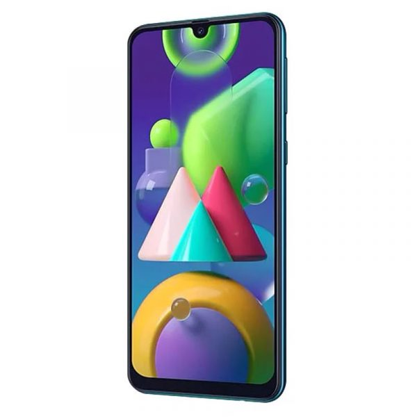 Смартфон Samsung Galaxy M21 бирюзовый-1