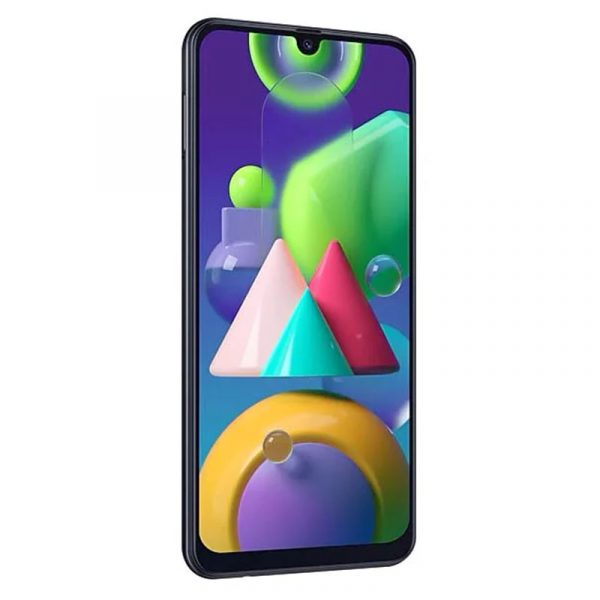 Смартфон Samsung Galaxy M21 черный-4