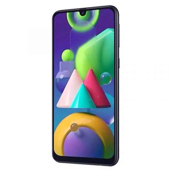 Смартфон Samsung Galaxy M21 черный-5