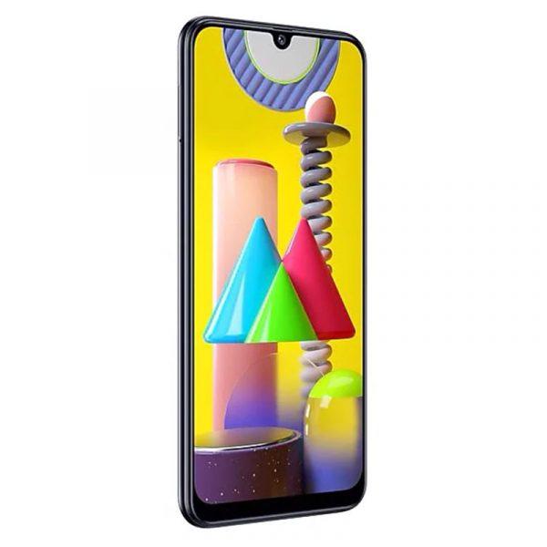 Смартфон Samsung Galaxy M31 черный-2