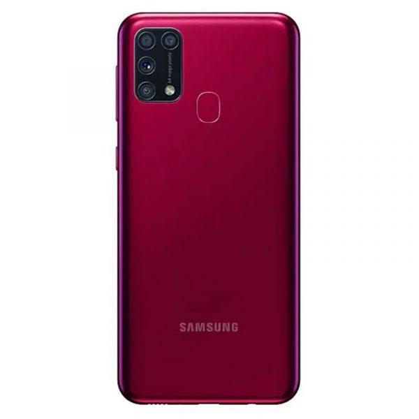Смартфон Samsung Galaxy M31 красный-2