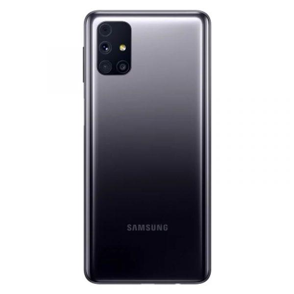 Смартфон Samsung Galaxy M31 S черный-2