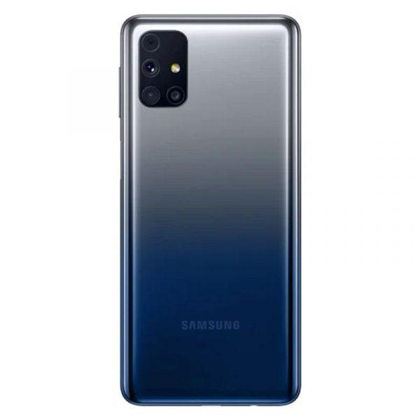 Смартфон Samsung Galaxy M31 S синий-4